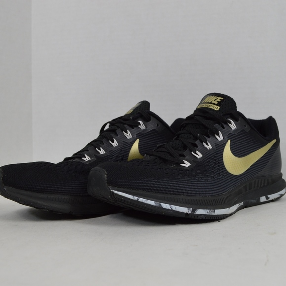 half off 69d6f 35b60 NIKE AIR ZOOM PEGASUS 34 Womens 10.5 Running Shoes.  M 5b60af2a9539f76a24c5b595